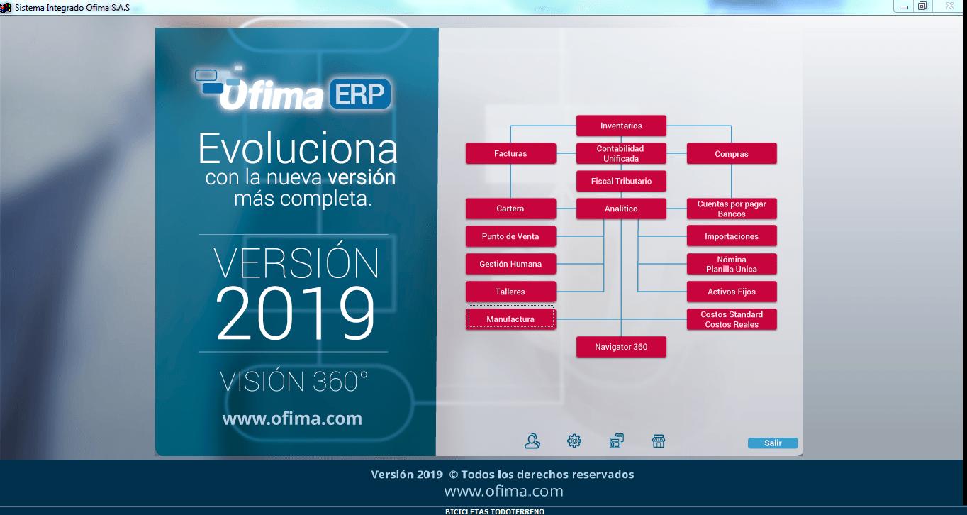 Ofima Enterprise 2019